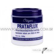 Prataflux - Fluxo para Solda de ouro e prata - 500g