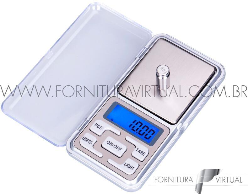 Balança digital (MH200) - 200g/0.01g