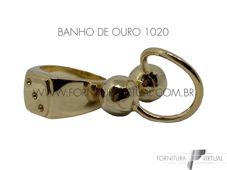 Banho de ouro - Cor/tonalidade 1020