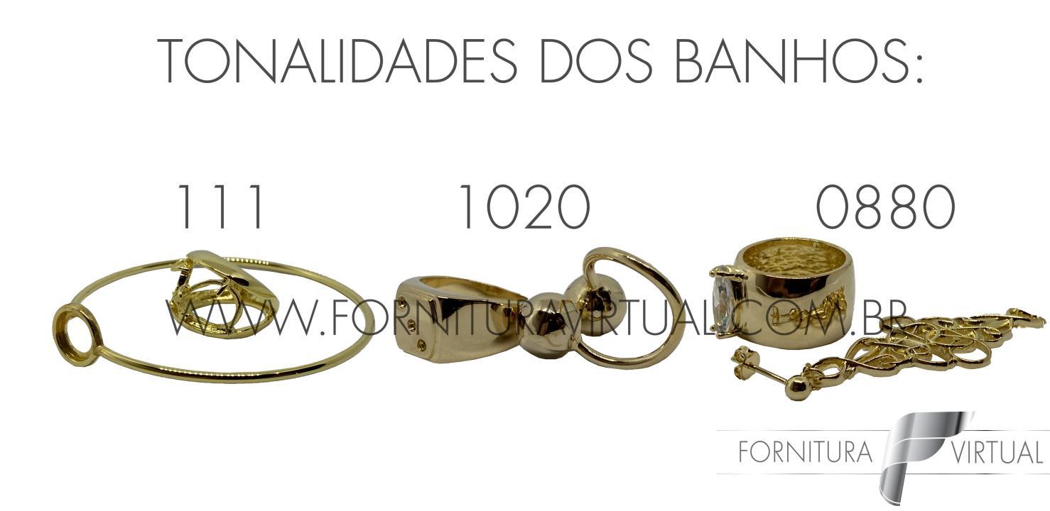 Banho de ouro - Cor/tonalidade EL 0880