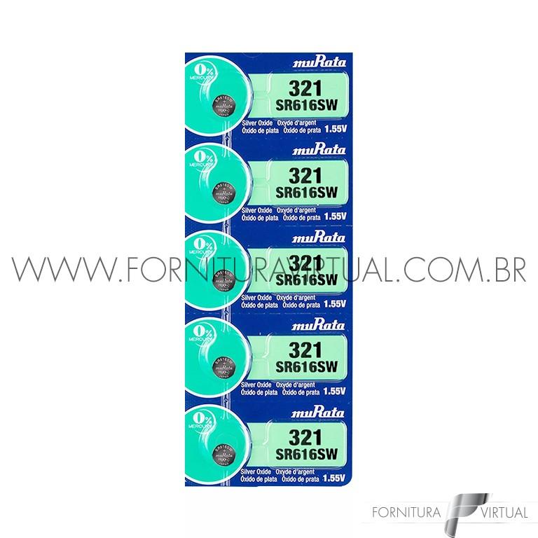 Bateria 321 Murata/Sony - (Valor unitário)