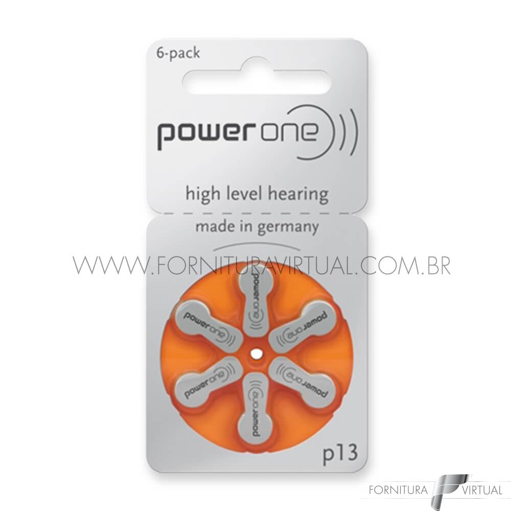 Bateria auditiva 13 - Power One