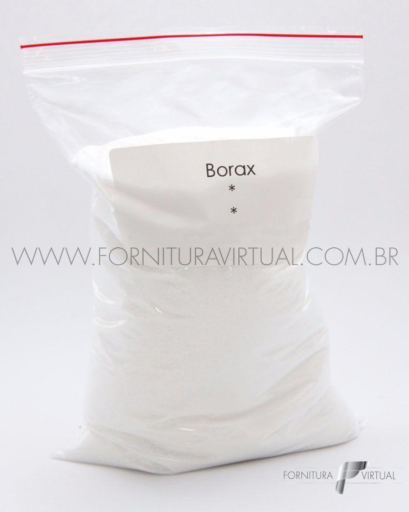 Borax - Embalagem de 1Kg (1000g)