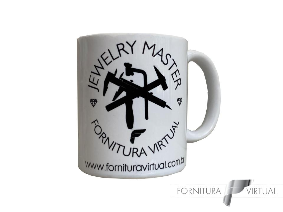 Caneca Fornitura Virtual - Jewelry Master