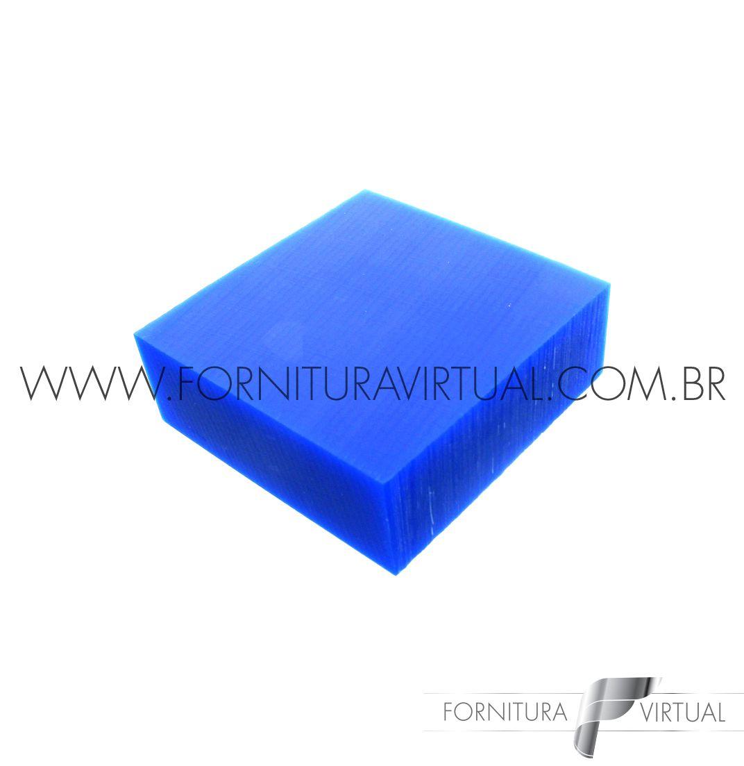 Cera para Modelar em bloco Ferris Azul 9x9