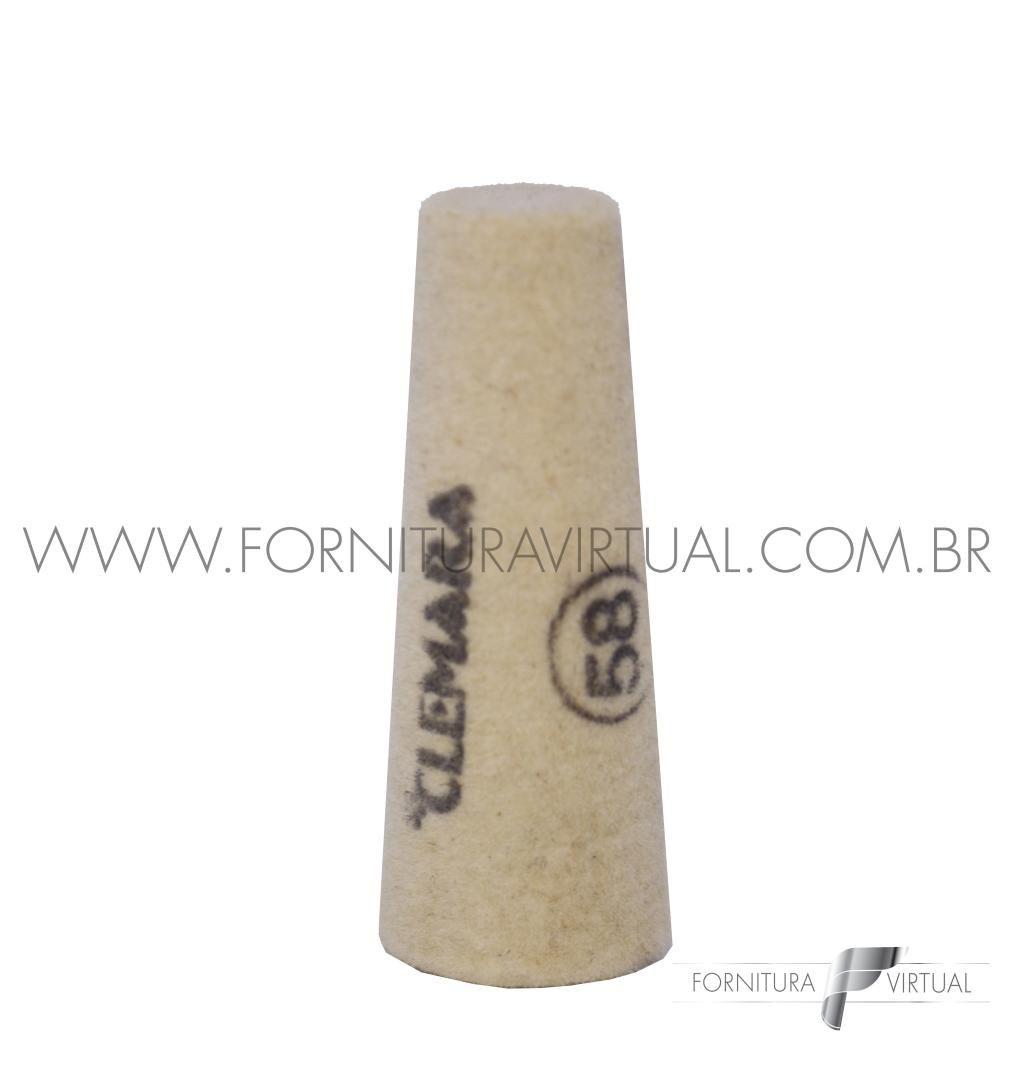Cone de feltro nº58 - Clemara