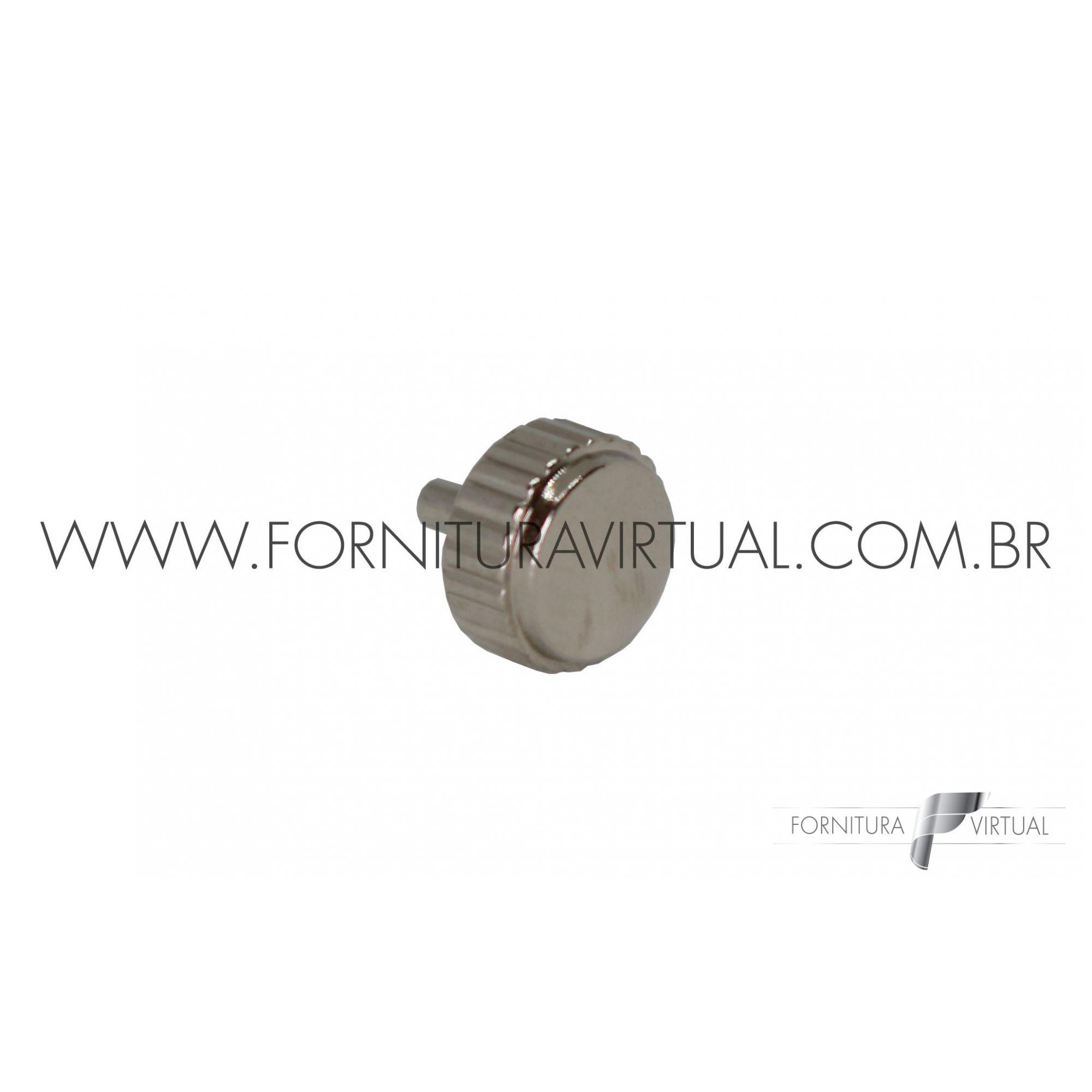 Coroa Capeada - 6.0 x 3.0 x 6.0 - Tubo 2.5