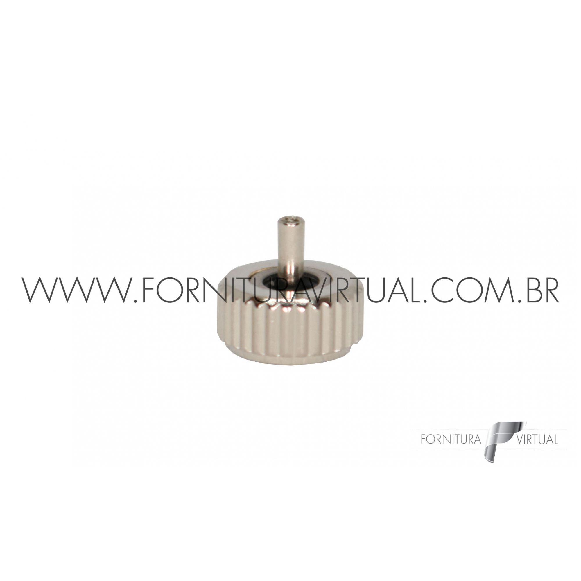 Coroa Capeada - 7.0 x 3.5 x 6.5 - Tubo 2.5