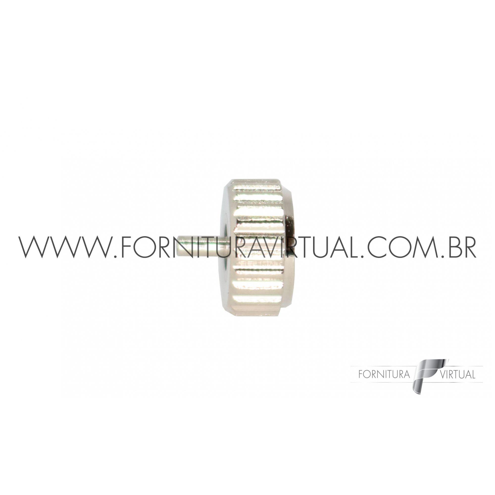 Coroa Capeada - 8.0 x 4.0 x 6.0 - Tubo 2.5