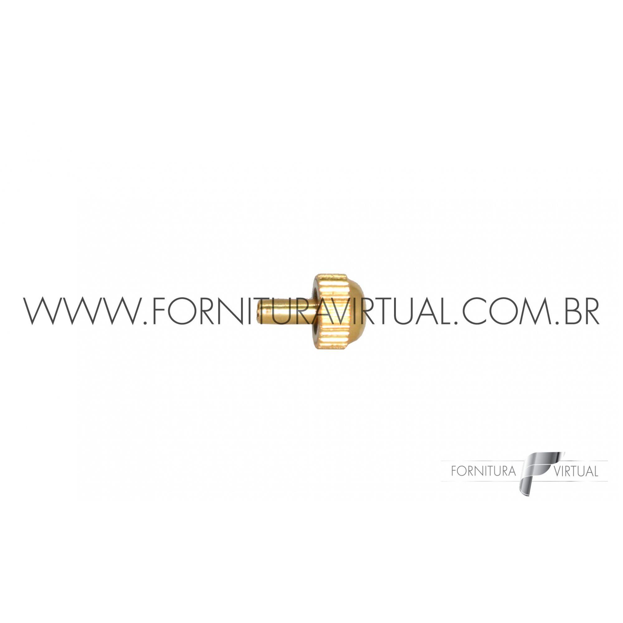 Coroa Dourada - 3.5 x 2.0 x 5.0