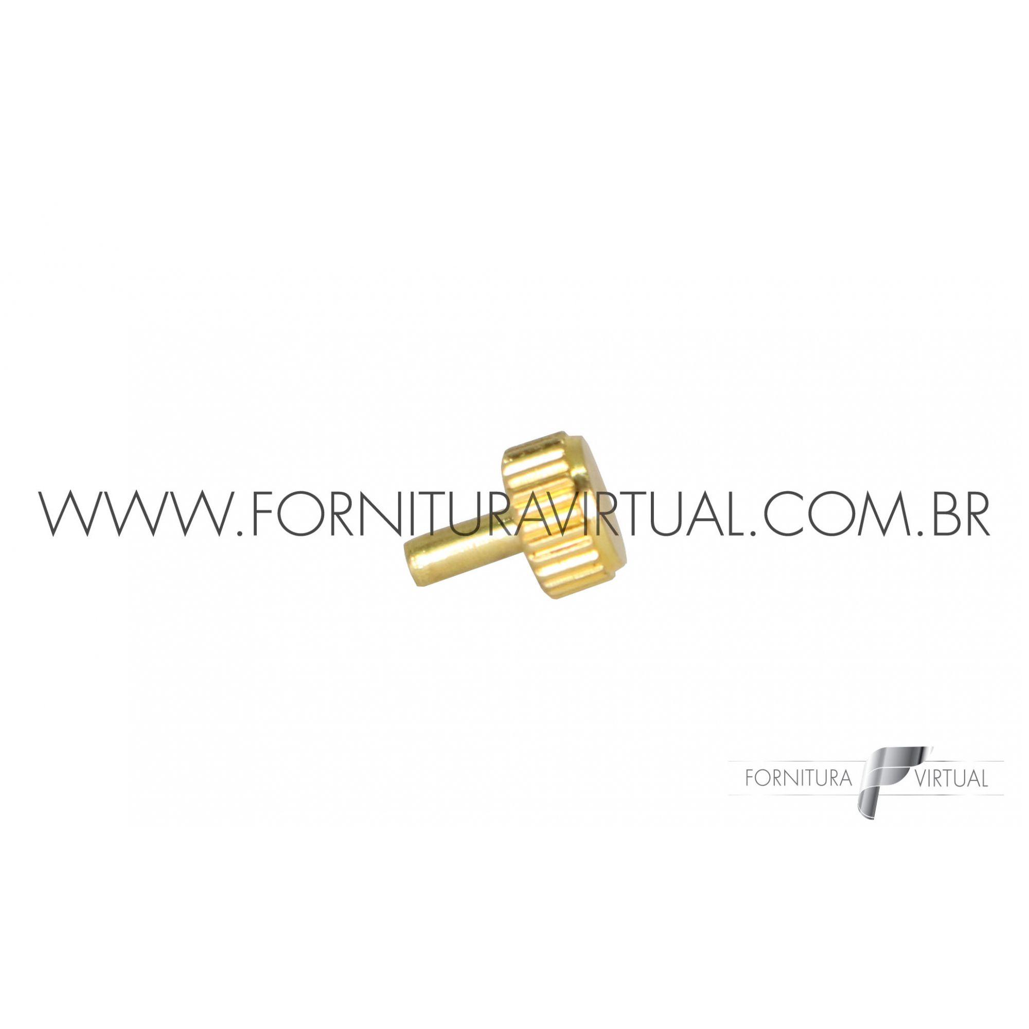 Coroa Dourada - 4.0 x 2.0 x 5.0