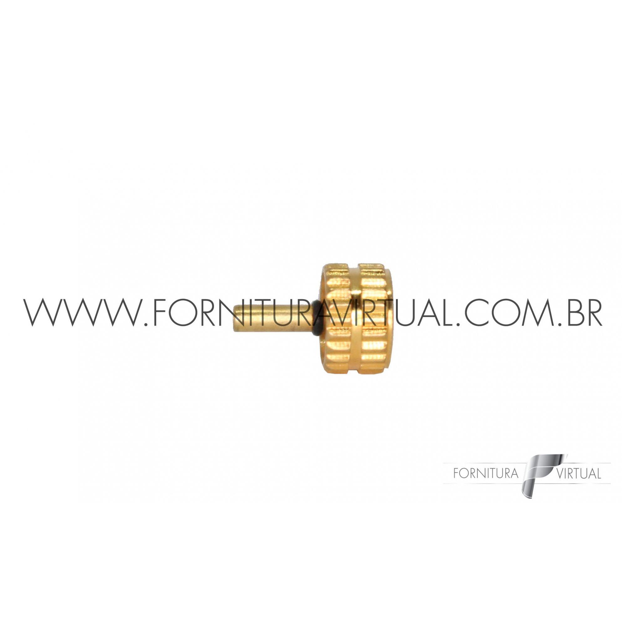 Coroa Dourada - 5.0 x 3.0 x 7.0