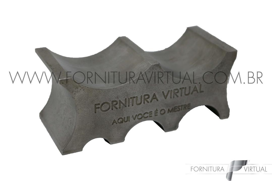 Dado Formador Meia Cana - Fornitura Virtual