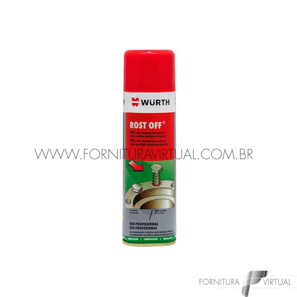 Desengripante e Lubrificante Rost Off Wurth - Embalagem pequena 65ml