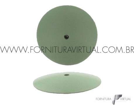 Disco abrasivo de silício - Verde Faca