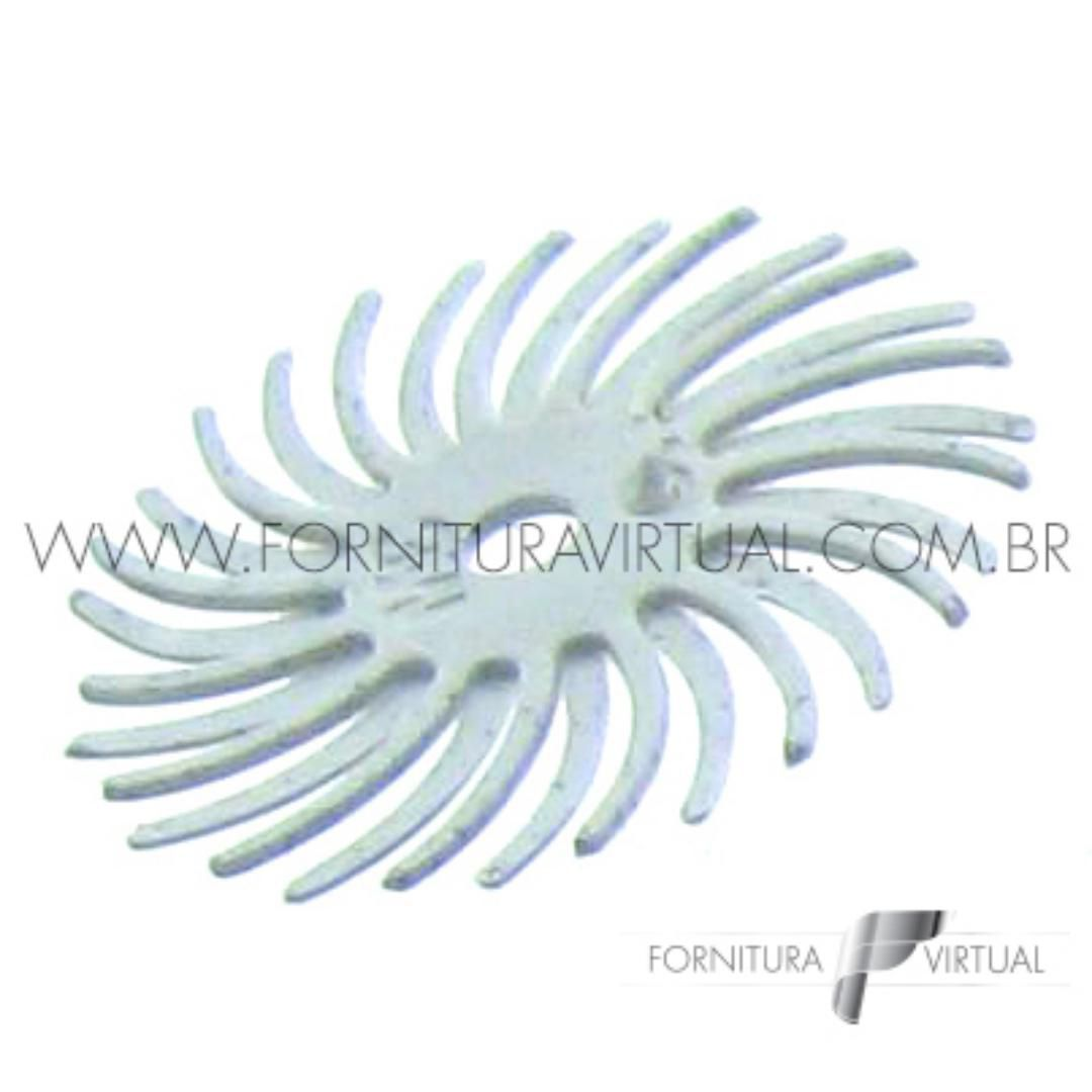 Disco Habras Branco 24mm - Grão 2500