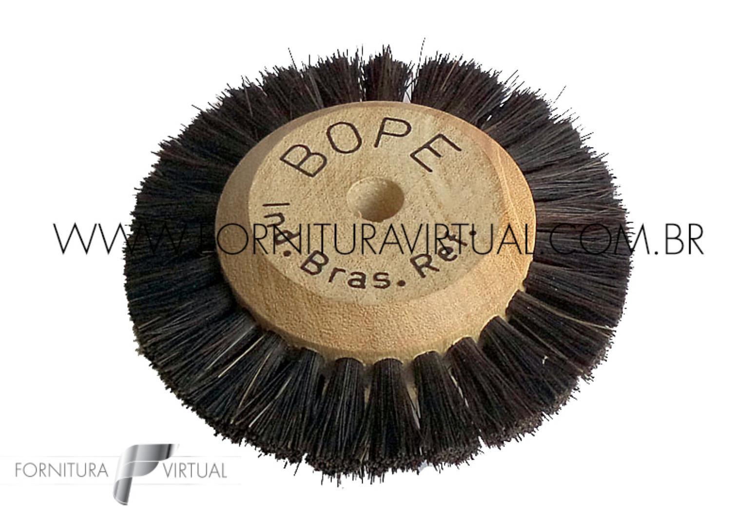 Escova Rotativa de Crina nº23 - BOPE
