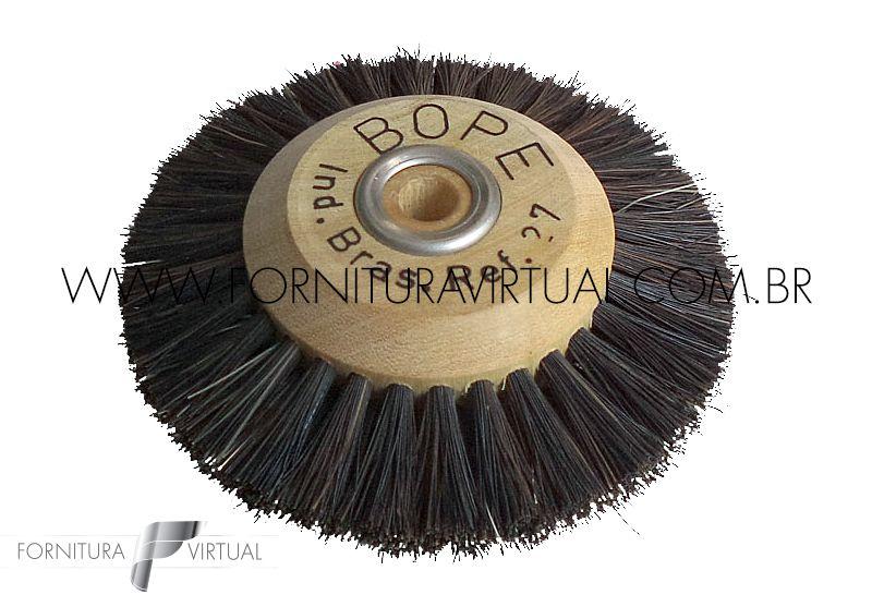 Escova Rotativa de Crina nº27 - BOPE