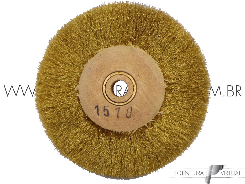 Escova Rotativa de Latão - 1510