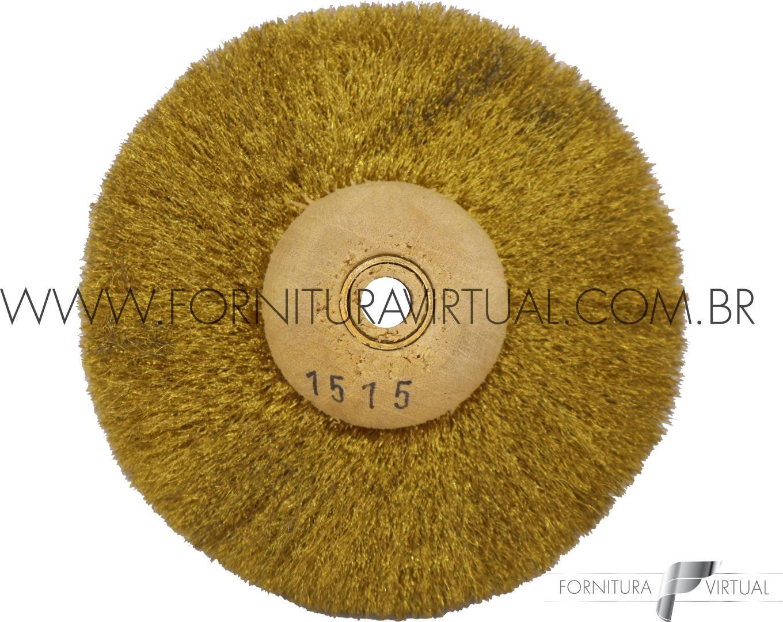 Escova Rotativa de Latão - 1515