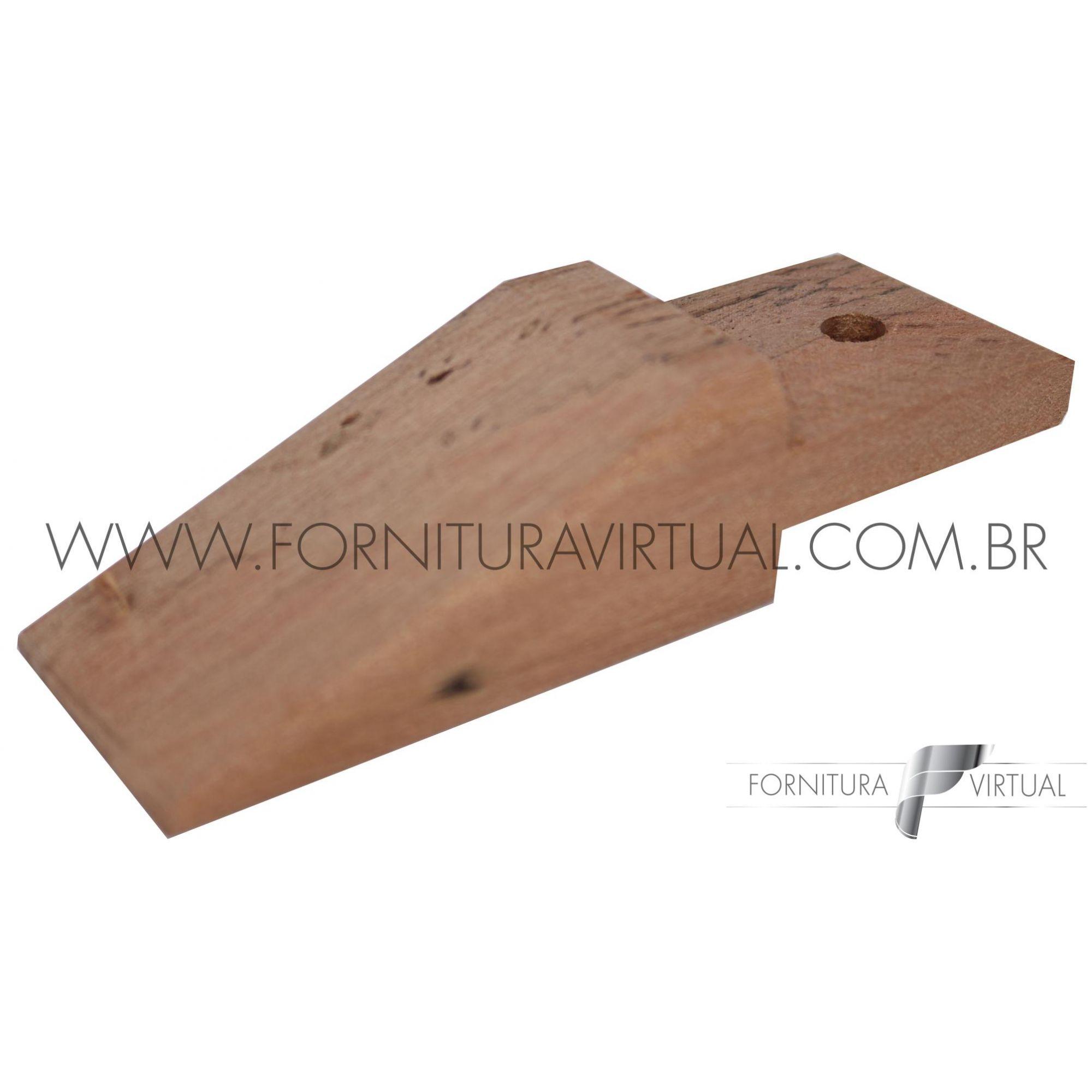 Estilheira de madeira Avulsa - Inteira