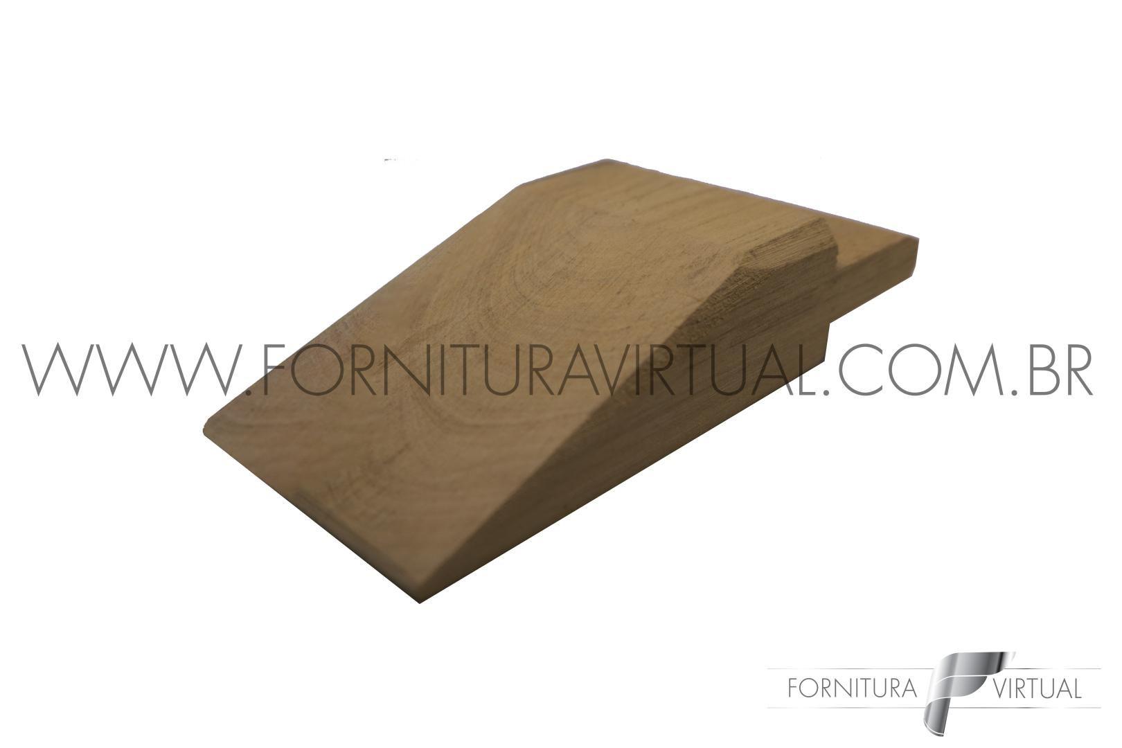 Estilheira de madeira inteira - Pequena