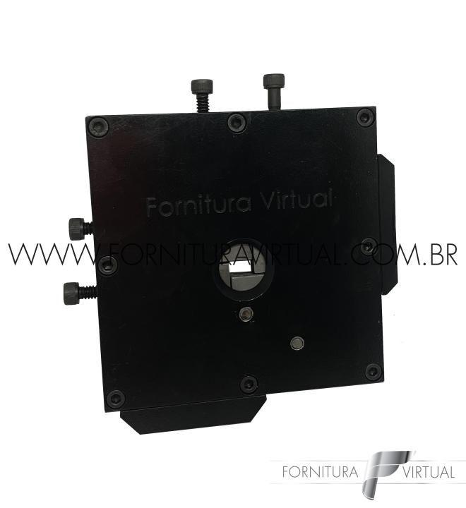 Fieira ajustável - Quadrada/Retangular - 0 a 9mm - Máquinas Coelho