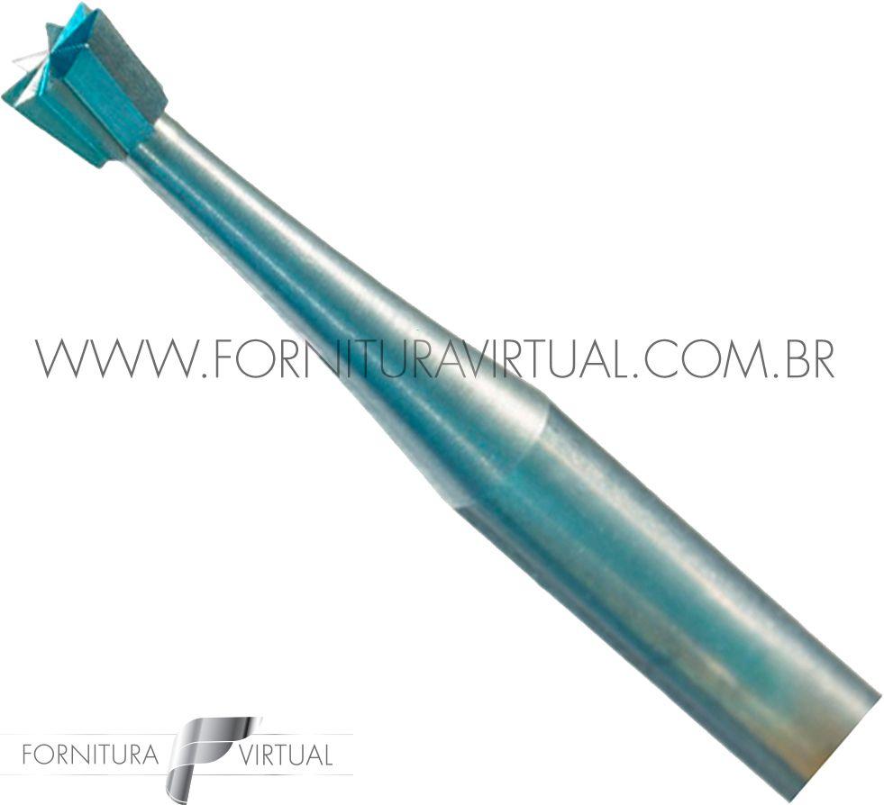 Fresa cone invertido - 005 a 029 importada