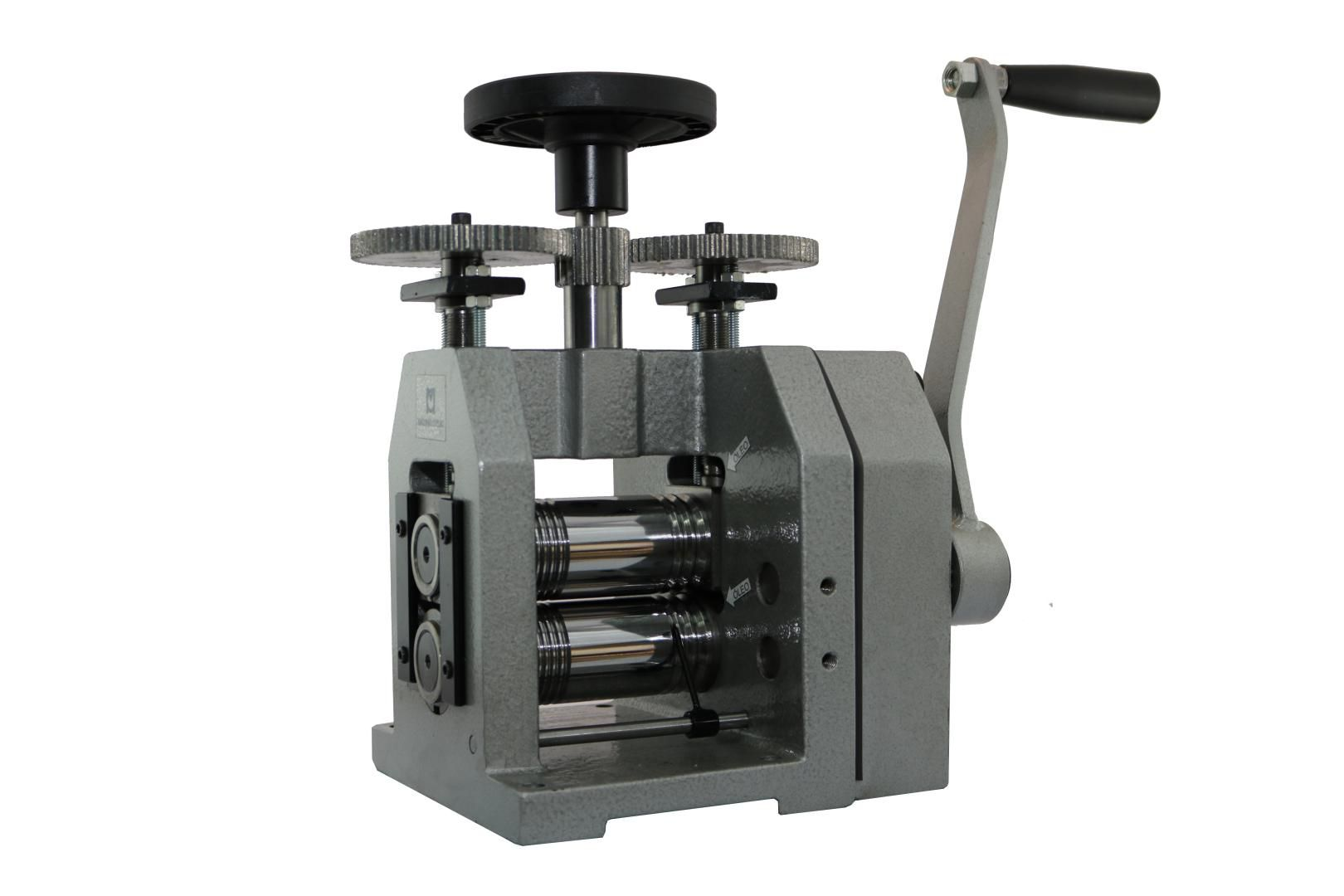 Laminador Manual (100mm) Com Redução 3x1 - Máquinas Coelho