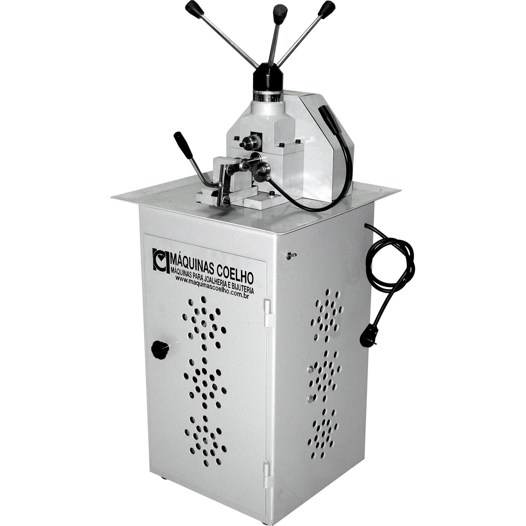 Máquina de Formar Alianças MF - Máquinas Coelho