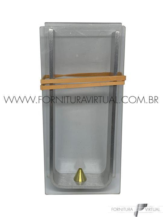 Molde para silicone líquido
