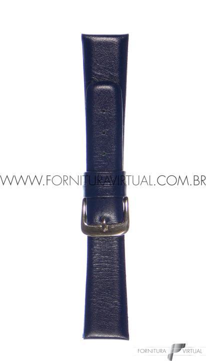Pulseira para relógio - Social Sem Costura Azul Marinho - Francy