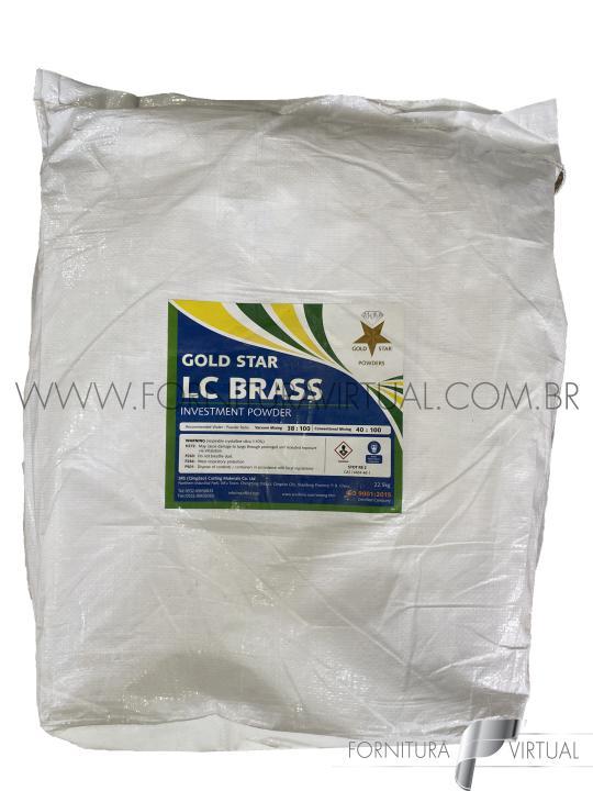 Revestimento / Gesso - LC BRASS - 22,5Kg