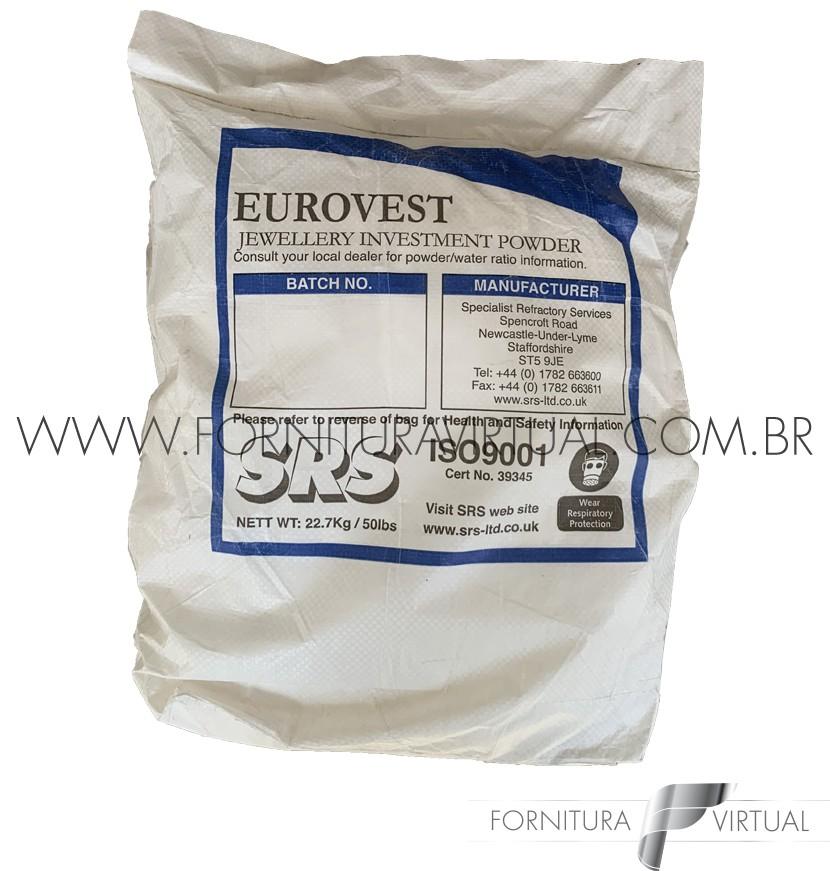 Revestimento / Gesso - SRS Eurovest - 22,5Kg