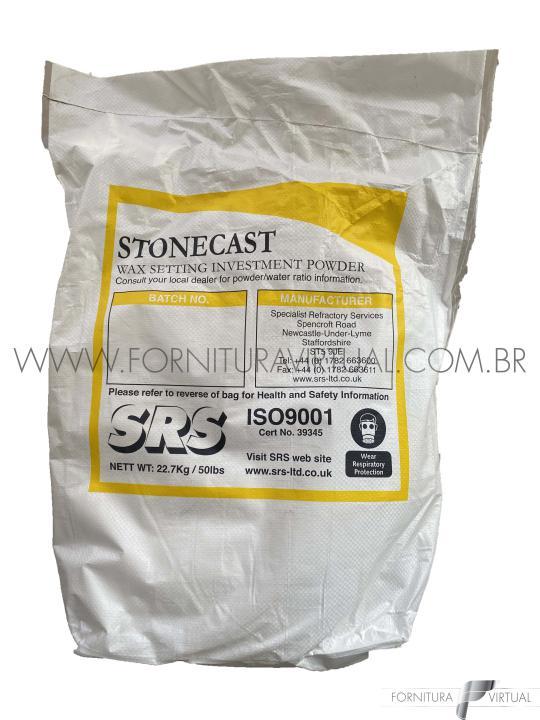 Revestimento / Gesso - Stonecast - 22,5Kg