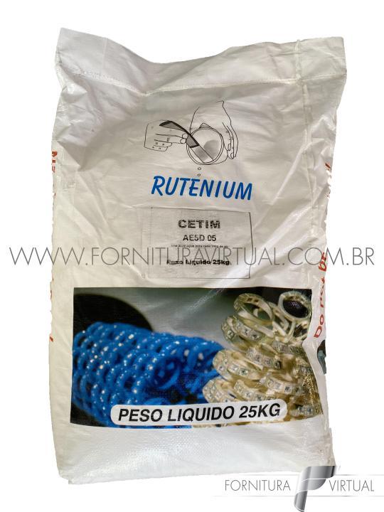 Revestimento Rutenium Cetim - 25Kg - Saco