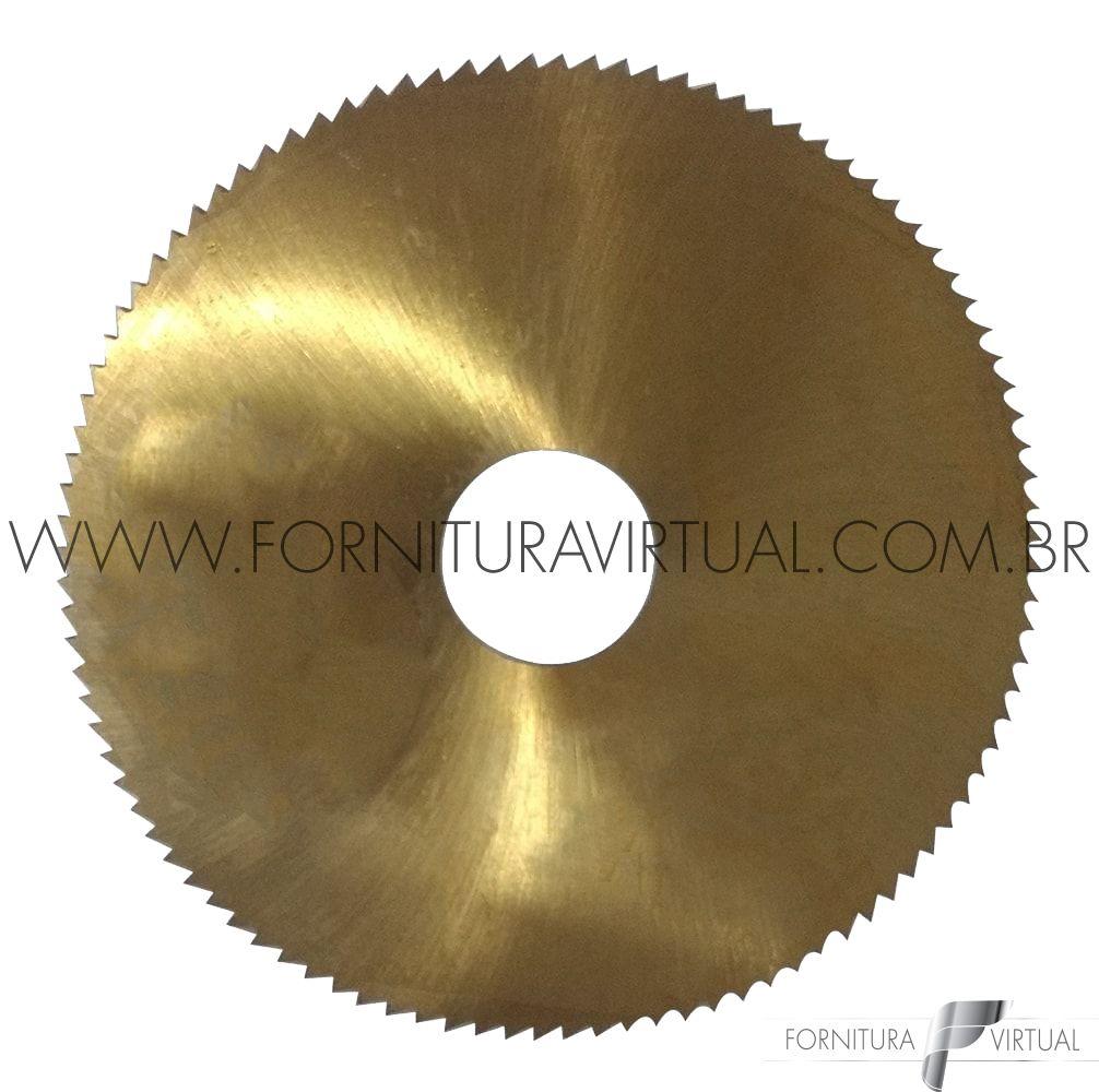 Serra circular em aço rápido para metais