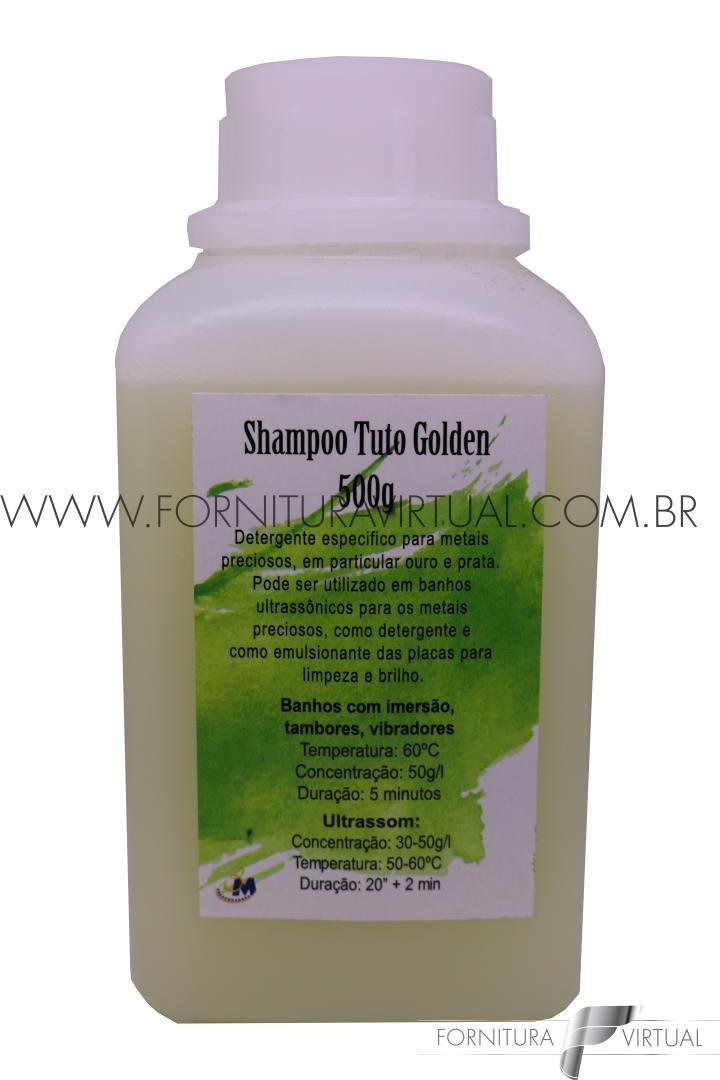 Shampoo Concentrado para Tamboreadores - Tuto Golden 1000g