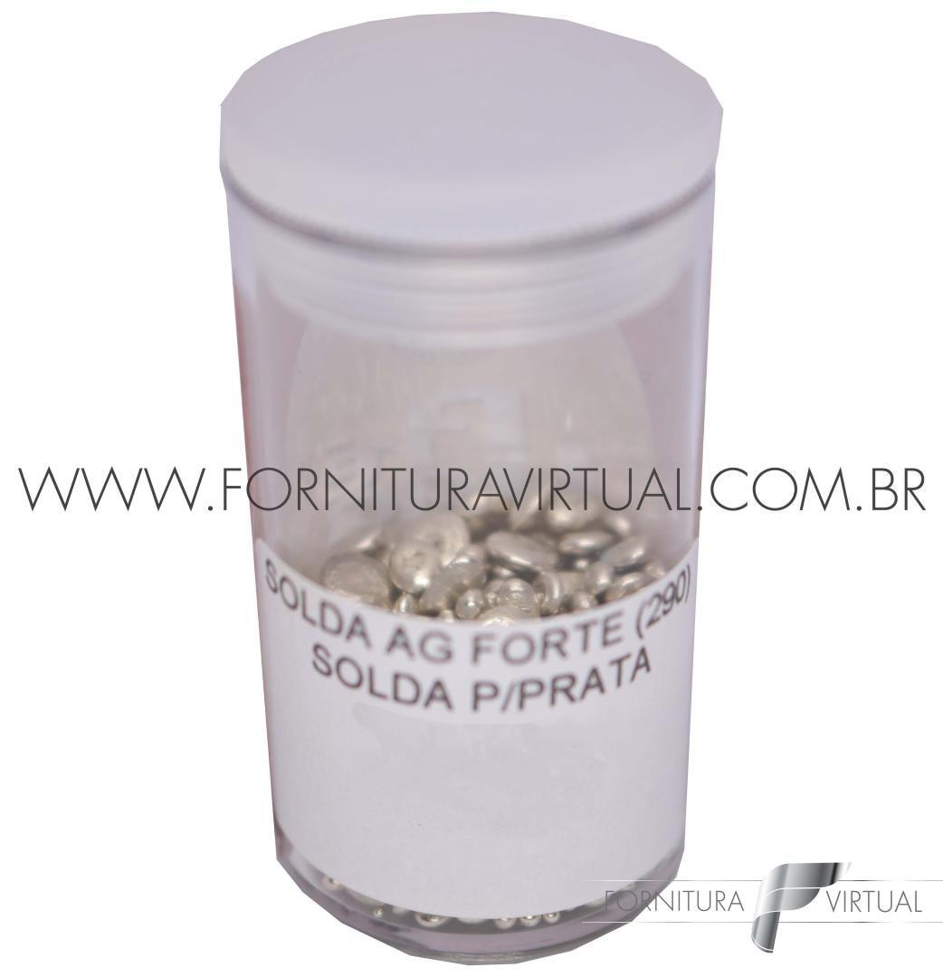 Solda Prata Ag Forte (290) - 3M