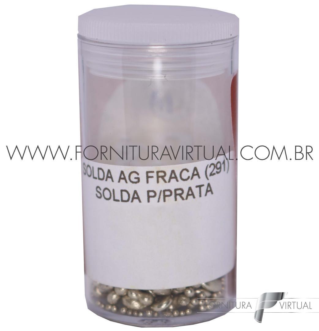 Solda Prata Ag Fraca (291) - 3M