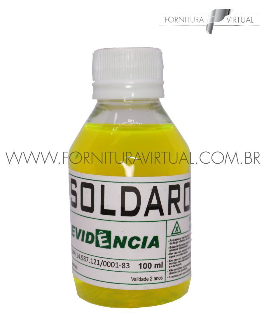 Soldaron - Fluxo de solda - 100ml
