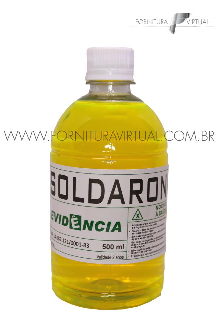 Soldaron - Fluxo de solda - 500ml