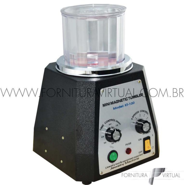 Tamboreador Magnético KT100 1 Litro  220v