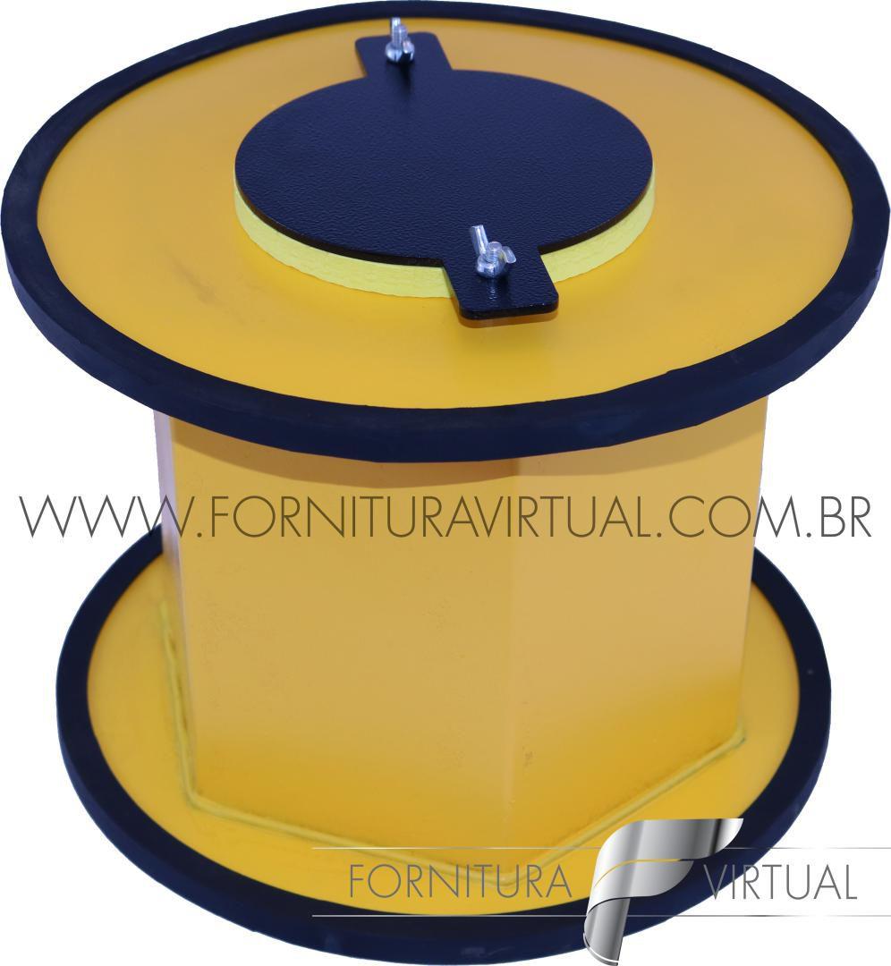 Tamboreador Spark 2 Litros - (110 ou 220V) - Rola-rola