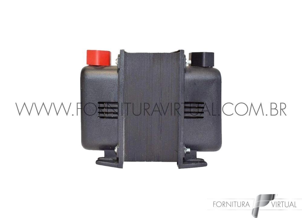 Transformador de voltagem bivolt - 127v/220v - 300VA