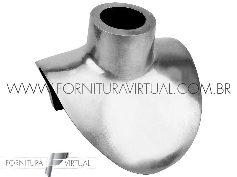 Tribulet de busto de alumínio
