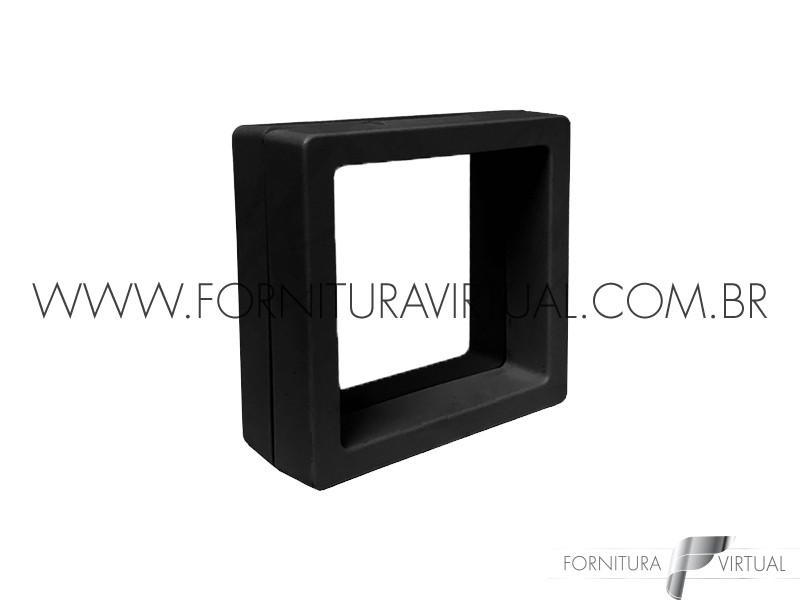 Window Box Grande - Preta