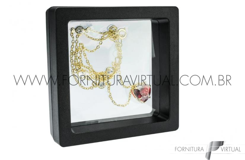 Window Box Pequena - Preta