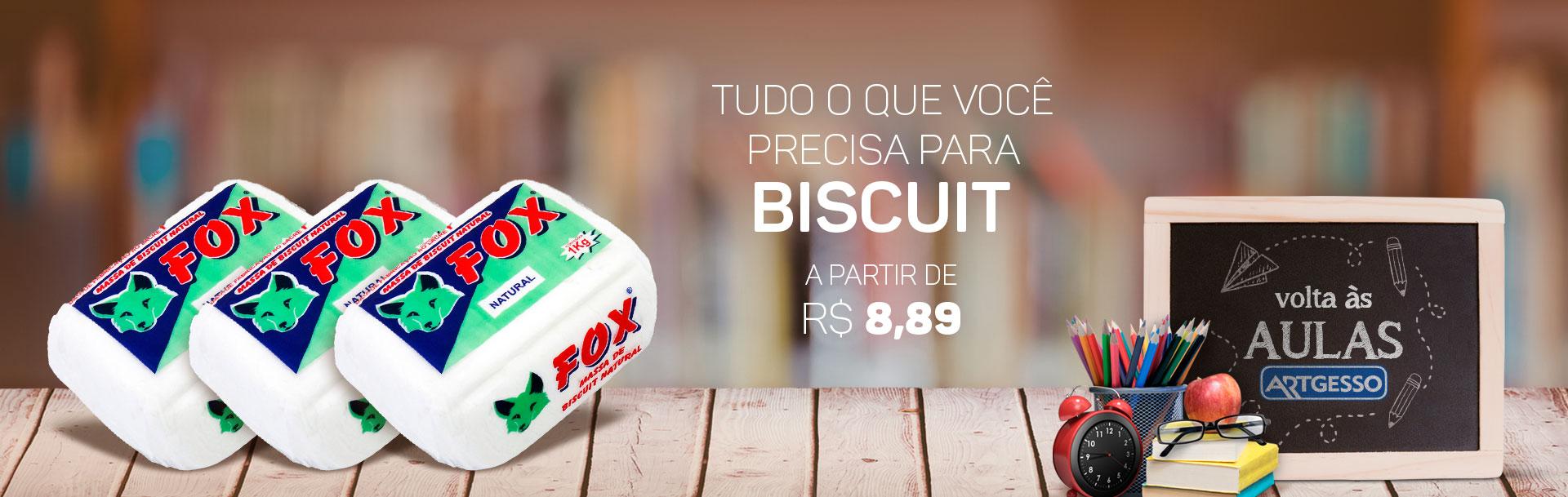 Biscuit - Volta as aulas