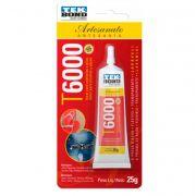 Cola Permanente T6000 25g - Tekbond